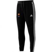 Catherine De Barnes CC Adidas Junior Black Training Pants