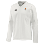 Catherine De Barnes CC Adidas L-S Playing Sweater