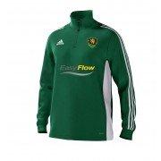 Shelton CC Adidas Green Training Top