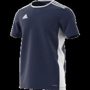 Heysham CC Adidas Navy Training Jersey