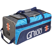 2019 Gray Nicolls GN 100 Wheelie Cricket Bag - Blue