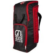 2020 Gray Nicolls GN 300 Duffle Cricket Bag - Black & Red