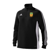 Cheadle CC Adidas Black Training Top