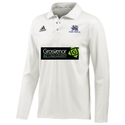 Claygate CC Adidas L-S Playing Shirt