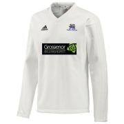 Claygate CC Adidas L-S Playing Sweater