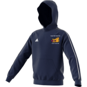 Crouch End CC Adidas Navy Junior Fleece Hoody