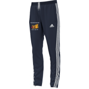 Crouch End CC Adidas Junior Navy Training Pants