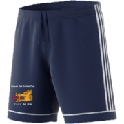 Crouch End CC Adidas Navy Junior Training Shorts