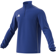 Workington CC Adidas Blue Training Top