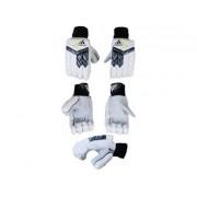 2021 Adidas Incurza 1.0 Acid Yellow Batting Gloves