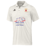 Darcy Lever CC Adidas Elite S/S Playing Shirt