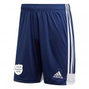 West Bretton CC Adidas Navy Junior Shorts