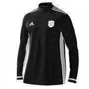 Osbaldwick Sports Club Adidas Black Training Top
