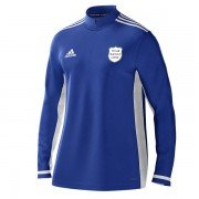 Camp Active Adidas Royal Blue Training Top