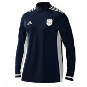 Gravesend RF CC Adidas Navy Training Top