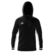 Marchwiel and Wrexham CC Adidas Black Hoody