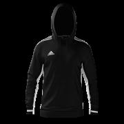 Hillam & Monk Fryston CC Adidas Black Hoody