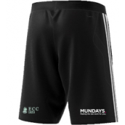 Effingham CC Adidas Black Training Shorts