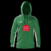 Euxton CC Adidas Green Hoody