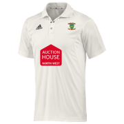 Euxton CC Adidas Junior Playing Shirt