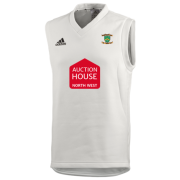 Euxton CC Adidas Junior Playing Sweater