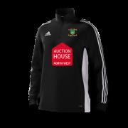 Euxton CC Adidas Black Training Top