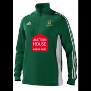 Euxton CC Adidas Green Training Top