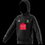 Euxton CC Adidas Black Fleece Hoody