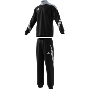 A-Star Cricket Adidas Black Presentation Tracksuit
