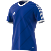 Golborne CC Adidas Blue Junior Training Jersey