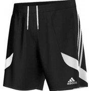 Adidas Nova 14 Black Training Shorts