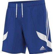 Adidas Nova 14 Navy Training Shorts