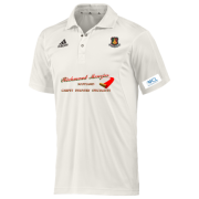Ferguslie CC Adidas Elite S/S Playing Shirt