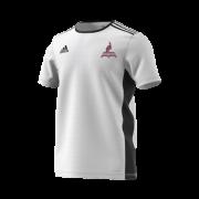 Fillongley CC White Training Jersey