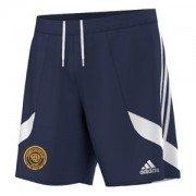 Furness CC Adidas Navy Alternative Training Shorts