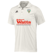 Gomersal CC Adidas Junior Playing Shirt
