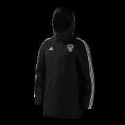 Gomersal Cricket Club Black Adidas Stadium Jacket