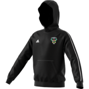 Gomersal CC Adidas Black Junior Fleece Hoody