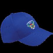 Gomersal CC Blue Baseball Cap