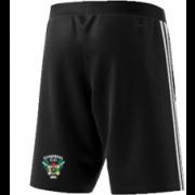 Gomersal CC Adidas Black Training Shorts