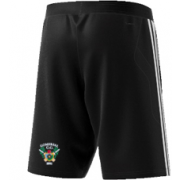Gomersal CC Adidas Black Junior Training Shorts