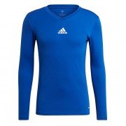 Adidas Long Sleeve Blue Base Layer