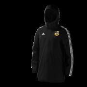 Grosmont CC Black Adidas Stadium Jacket