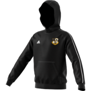 Grosmont CC Adidas Black Junior Hoody