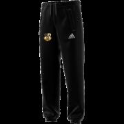Grosmont CC Adidas Black Sweat Pants