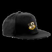 Grosmont CC Black Snapback Hat