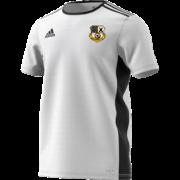 Grosmont CC Adidas White Training Jersey