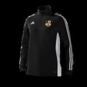 Grosmont CC Adidas Black Junior Training Top