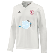 Happisburgh CC Adidas L-S Playing Sweater