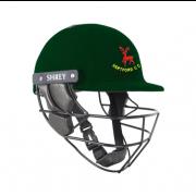 Hertford CC Shrey Armor Cricket Helmet